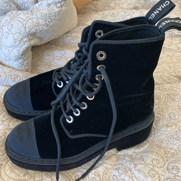 CHANEL Shoes | Boots | Poshmark